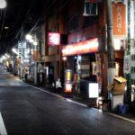 Sugi Daimon street