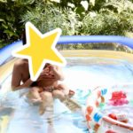 親の体力温存のための家プールは結局一番体力使います